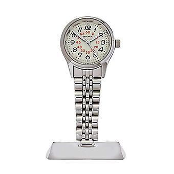 Sekonda 4218.27 Ladies Analogue Watch, stainless steel, round, Silver