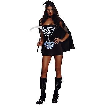 Cute Bones Adult Costume
