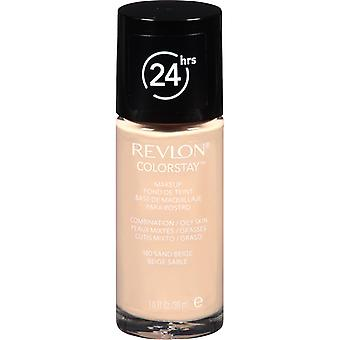 Revlon Colorstay Makeup Combination/Oily Skin - 180 Sand Beige 30ml