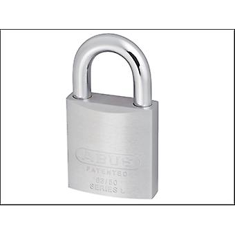 ABUS 83/50 50mm Chrome Plated Brass Padlock