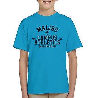 Malibu Campus Athletics Kid's T-Shirt