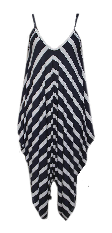 Waooh - Dress summer striped