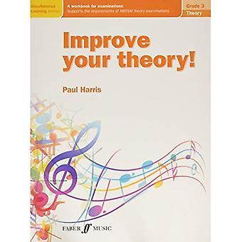 Förbättra din teori! Grad 3 (Faber Edition)