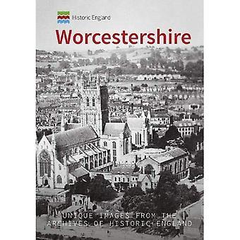 Historisches England: Worcestershire: einzigartige Bilder aus dem Archiv des historischen England