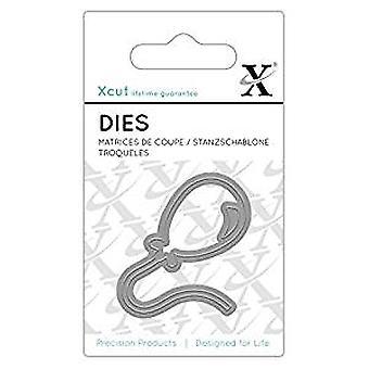 Xcut Dinky Die (1pc) - Balloon (XCU 503180)