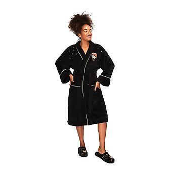 Women's Harry Potter Kawaii Adult Fleece Dressing Gown  - ONE SIZE