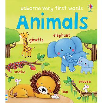 Dieren (nieuwe uitgave) door Felicity Brooks-Rosalinde Bonnet-9781409