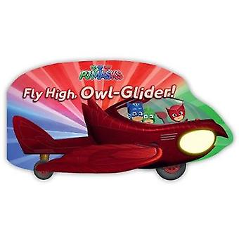 Fly High - Owl-Glider! by A E Dingee - 9781534416529 Book