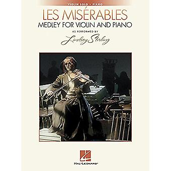 Les Miserables Medley for Violin and Piano - As Performed by Lindsey S