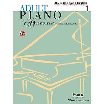 Faber Piano Adventures - Adult Piano Adventures All-in-One - Lesson Bo