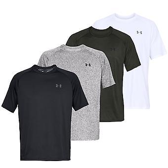 Under Armour Tech 2.0 Mens Short Sleeve Training Fitness T-Shirt Tee