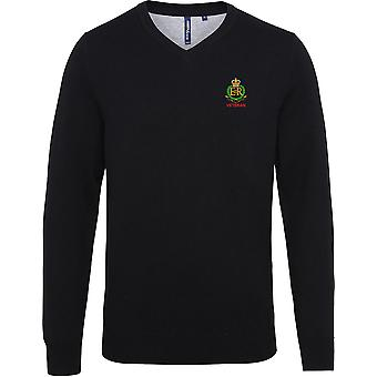 Royal Military Police Veteran - Licensed British Army Embroidered Jumper