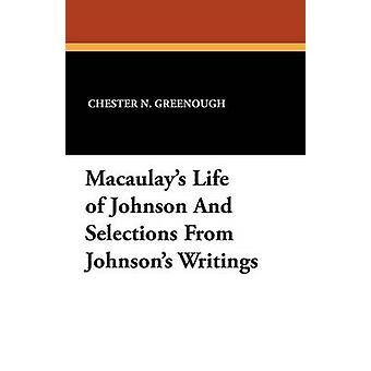Macaulays Life of Johnson og Selections fra Johnsons skrifter av Greenough & Chester N.