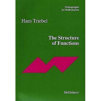 La structure des fonctions par Triebel et H.