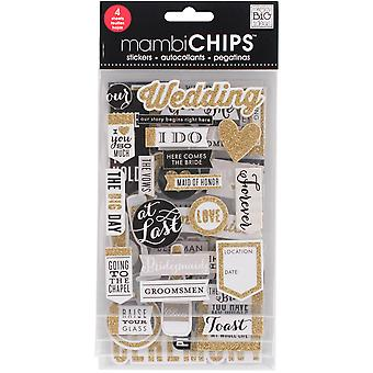 Chipboard Value Pack-Our Wedding CBVX45