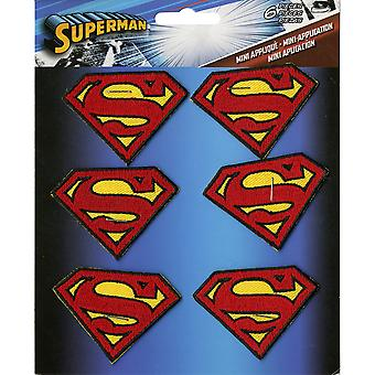 Dc Comics Patch Superman Insignia 2