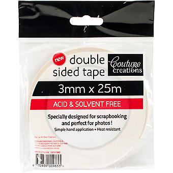 Couture Creations Double-Sided Tape 3mmx25m-  CO721983