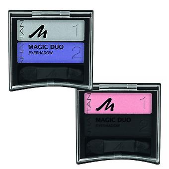 Manhattan Magic Duo Eyeshadow With Applicator