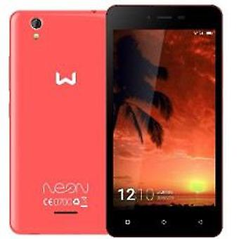 Weimei neon red smartphone mobile phone (Home , Electronics , Telephones , Mobile phones)