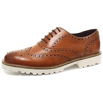 London Brogues Jamie Mens Oxford / Brogue Shoes  AND COLOURS