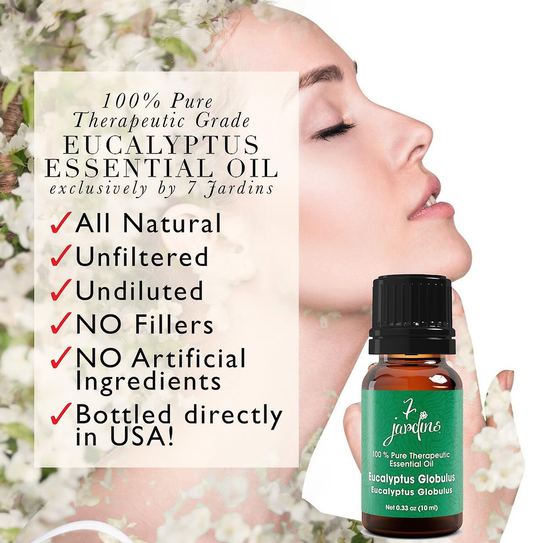 Ätherisches Eukalyptusöl-Eucalyptus Globulus - 100 % Pure-Aromatherapie