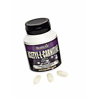 Health Aid Acetyl-L-Carnitine 550mg ,  30 Tablets