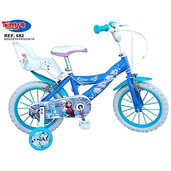 Toimsa Bicycle Frozen 14'' R/350 (Outdoor , On Wheels , Bikes And Tricycles)