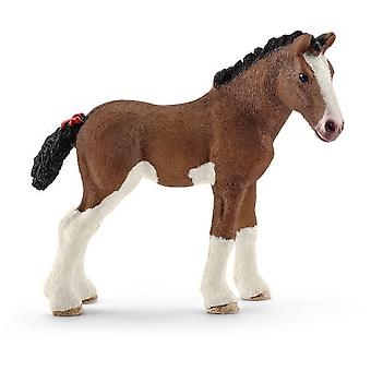 Schleich Potro Clydesdale (Toys , Dolls And Accesories , Miniature Toys , Animals)