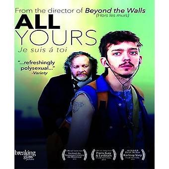 Alle jeres Aka Je Suis en Toi [Blu-ray] USA importerer