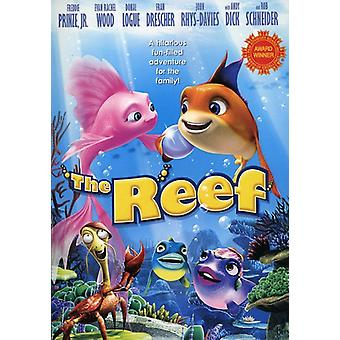 Reef [DVD] USA import