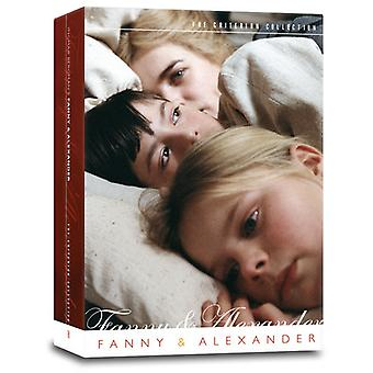 Fanny & Alexander [DVD] USA import