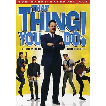 That Thing You Do [DVD] USA import