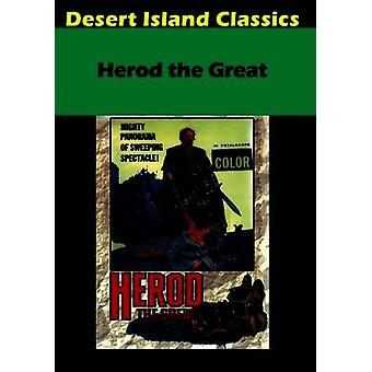 Herod the Great [DVD] USA import