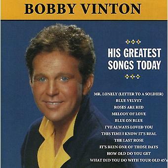 Bobby Vinton - importar de USA Sr. Lonely-grandes canciones Toda [CD]