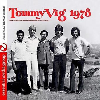 Tommy Vig - 1978 [CD] USA import