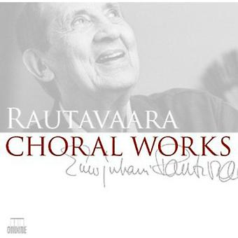 Einojuhani Rautavaara - Einojuhani Rautavaara: Choral Works [CD] USA import