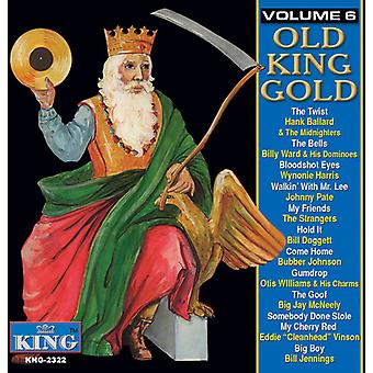 Old King Gold - Vol. 6-Old King Gold [CD] USA import
