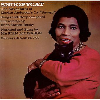 Marian Anderson - Snoopycat: Importazione di The Adventures di Marian Anderson USA Cat [CD]