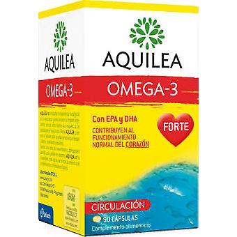 Aquilea Aquileia Omega-3 90 Caps (Vitamins & supplements , Omegas & fatty acids)
