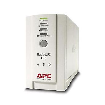 UPS 650 VA APC by Schneider Electric Back UPS BK650EI