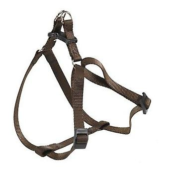Ferplast Harness Easy P Brown (Dogs , Collars, Leads and Harnesses , Harnesses)