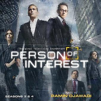 Soundtrack - Person of Interest [CD] USA import