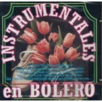 Forskellige kunstner - Intrumentales En Bolero [CD] USA importerer