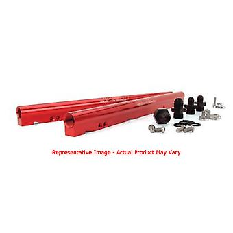 FAST Fuel Rail 146027-KIT Red Anodized Fits:UNIVERSAL    0 - 0 NON APPLICATION