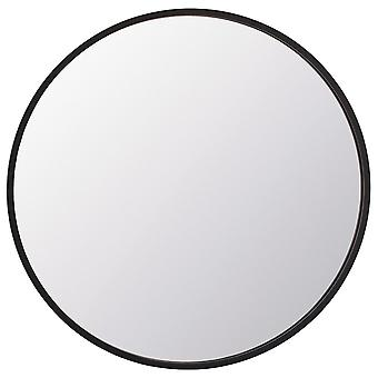 "Umbra Hub Mirror In 24"" Black"