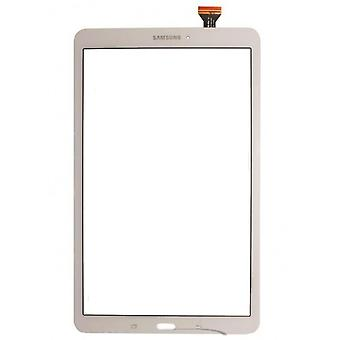 Samsung Galaxy Tab E 9.6 WIFI Touchscreen scherm digitizer glas (T560 SM-T560 T561) - Wit