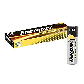 Energizer Industrial AA / LR6 Alkaline Battery (Pack of 10)