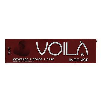 Intercosmo Voila Intense Light Copper Blonde 8.4 Permanent Hair Colour 100ml