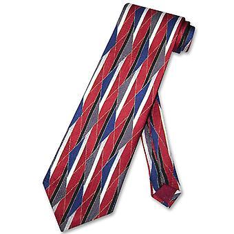 Enrico Rossini Seiden Krawatte hergestellt in Italien Muster Design Herren Krawatte #3327-2