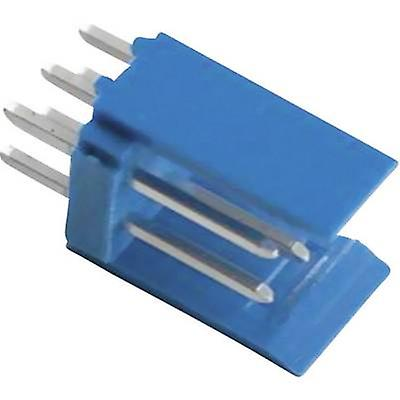 TE Connectivity 281739-5 Pin strip (standard) AMPMODU HE14 Total number of pins 10 Contact spacing: 2.54 mm 1 pc(s)